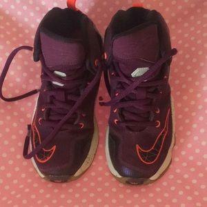 Boy girl Lebron shoes